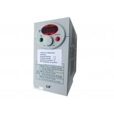 Falownik LG/LS - 1,5 KW 1F, SV015IC5-1F - Prąd 8 A