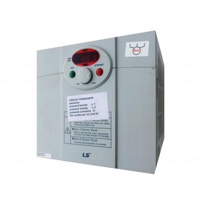 Falownik LG/LS - 2,2 KW 1F, SV022IC5-1F - Prąd 12 A