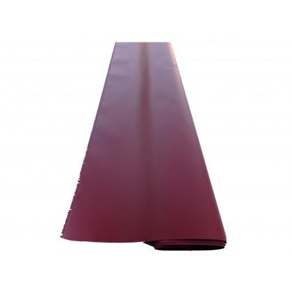 Tkanina silikonowa 0,25mm czerwona - szerokość 1m